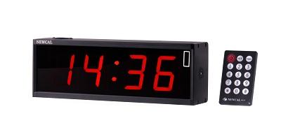 PKS-0004 PKS-1406BX  計時顯示器(分秒)/NTP連線/紅外線遙控