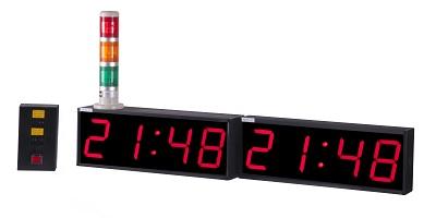 TMS-0070 TMS-1410EO  三段倒數計時器(99:59(MS)/三節燈,一接點及RS-485輸出
