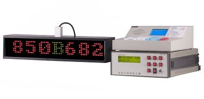 NBC-0001 NBC-17062C  靜音呼叫-顯示器(走道顯示幕,雙面)